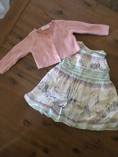 Baby designer clothing seed, pure baby and next