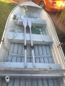 11 foot tinny, 6hp evinrude Pagewood Botany Bay Area Preview