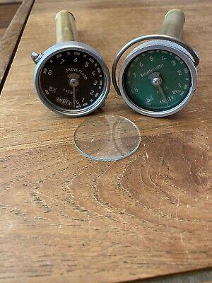 lambretta fuel gauge indix Glass