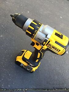 Dewalt brushless3 speed  XRP hammer drill ((skin only)) Cartwright Liverpool Area Preview