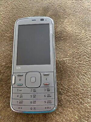 New Nokia N79 - Gray Silver (Unlocked) Smartphone gebraucht kaufen  Versand nach Germany