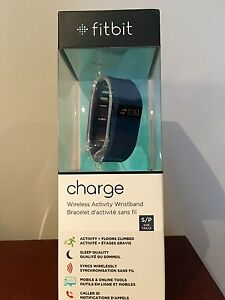 New in box Fitbit Charge