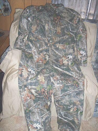 Mens 2X Tall Hunting Coveralls Kanati Camo Coveralls Insulated Coveralls Hunting