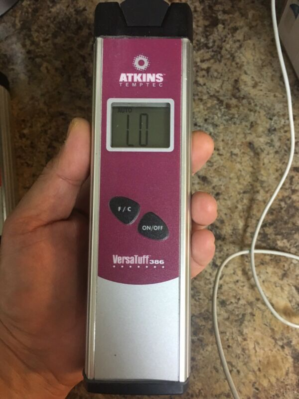 Atkins VersaTuff 386 Thermometer