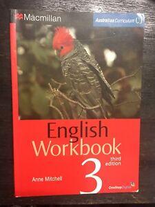 English Workbook Thornlie Gosnells Area Preview