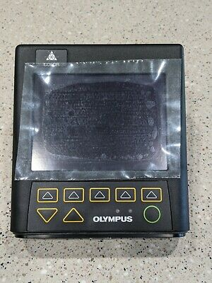 New Olympus 9020342 Rev. E Optoelectronic Display Nortec 2000d  Ndt