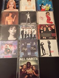 Assorted 1990s Music CDs