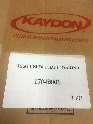 New In Box Kaydon 17942001 12-141 2000a0783k01 Od 13 Precision Bearing
