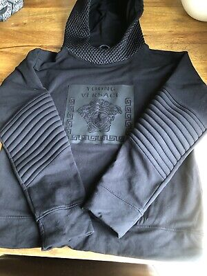 young versace boys Jumper , Bought For £280 !!!!! 👀👀