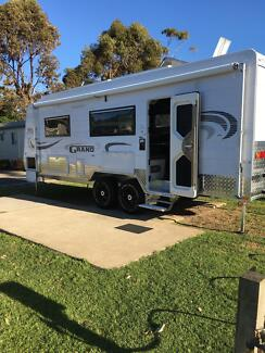 Caravan - Millard Grand 23ft Bonython Tuggeranong Preview