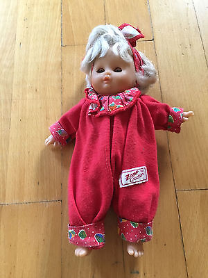 Zapf Puppe mit Strampler