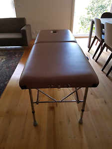 Firm-n-fold portable massage table Balwyn North Boroondara Area Preview