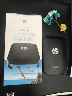 Hp Sprocket Printer - Black