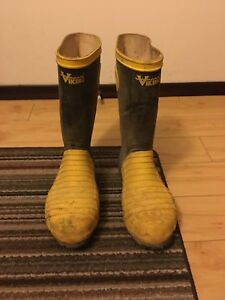 Ultimate rubber boots