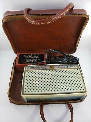 Vintage General Electric 7-Transistor Radio, Model P-787A