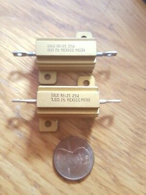 Genie S60 S65 S60x S60xc 27287gt 27287 89575gt Speed Resistors 10 7.5 Ohm 25w