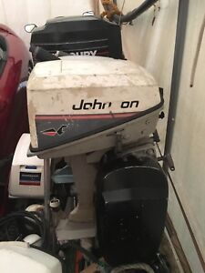 1980 Johnson 6.5hp