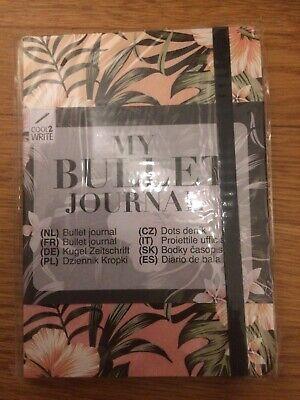 Bullet Journal A5 Floral 120 Seiten