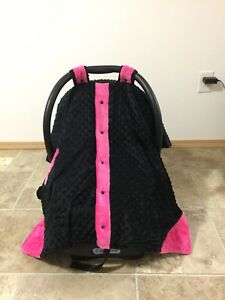 Car seat cover and car seat