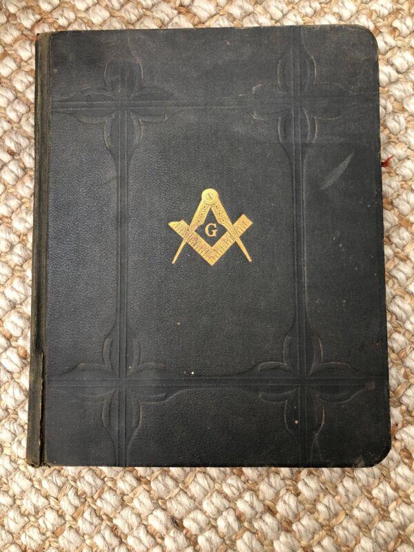 Holman Masonic Bible - large 1932