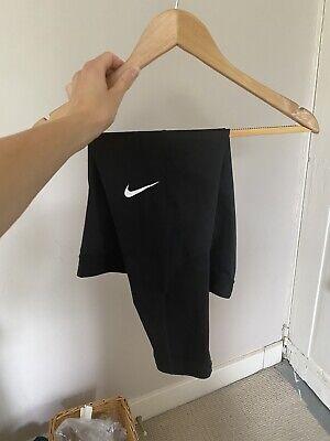 Ladies Nike Pro Dri Fit Black Capri Leggings, Size Small