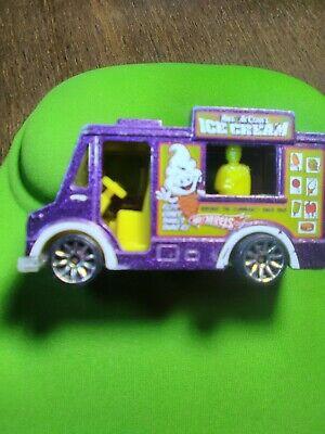 Hot Wheels Redline Mike McCones Purple Ice Cream Truck