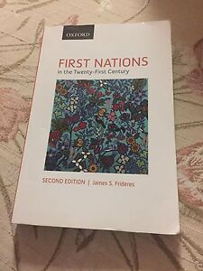 First Nations 2nd edition