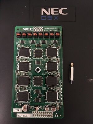 NEC DSX-40 8 Port Analog Station Expansion Card DX7NA-8SLIU-S1 1091003