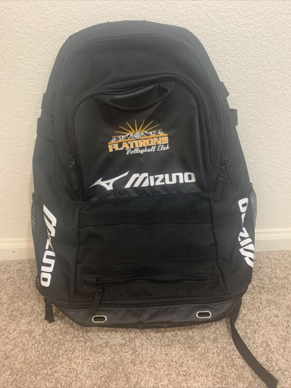 Mizuno Volleyball Backpack Black EUC!