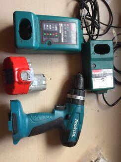 Good makita 14 v variable speed drill