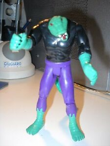 The-Lizard-Lashing-Tail-1994-Toy-Biz-The-New-Animated-Series-Marvel-Comics