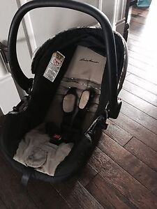 Eddie Bauer Car seat with base