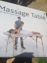 Massage Table Raby Campbelltown Area Preview