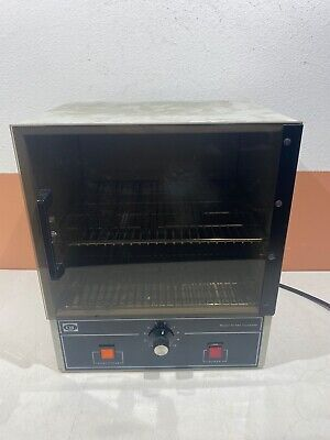 Quincy Labs Inc. Incubator Analog Model 10-140 Tested Works See Details