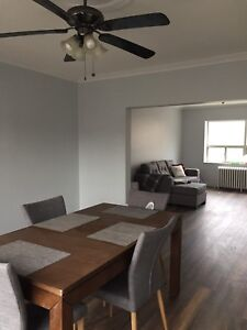 Large Newly Renovated 2 bedroom Furnished. apartment