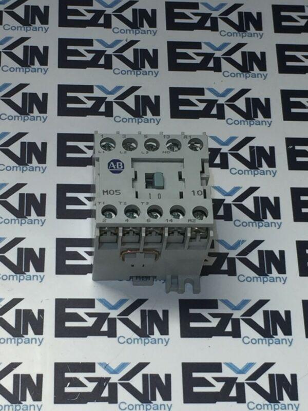 Allen Bradley 100-M05NZ*3 SER.A Contactor 24VDC Coil