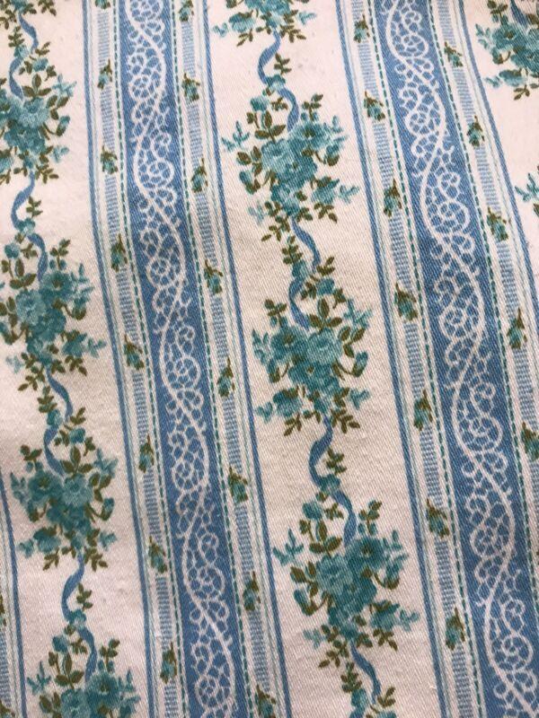 Vintage Unused Pillow Ticking