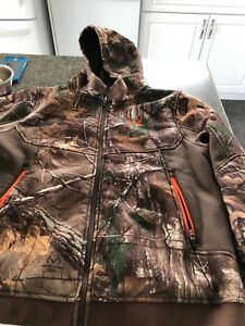 Youth Under Armour  Camouflage coat