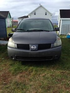 2006 Nissan Quest (New Price)