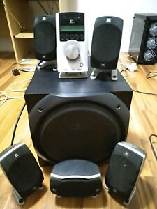 Logitech Z-5500 5.1 Surround Sound Speaker System