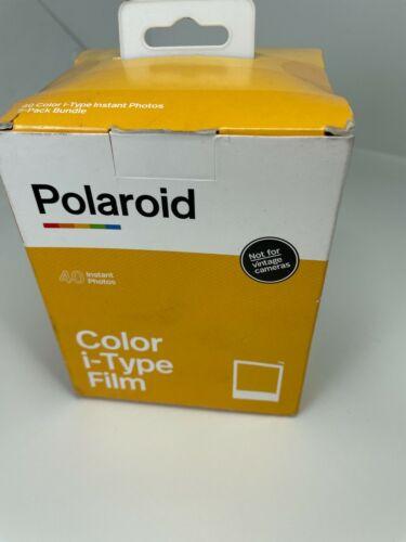 Polaroid Originals Instant Color I-Type Film - 40x Film Pack (40 Photos) oem