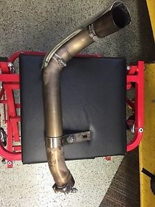 Harley Davidson Fuel Moto Crossover Pipe