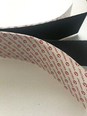 VELCRO BRAND PS14 SELF ADHESIVE HOOK & LOOP VELCRO STRIP VARIOUS SIZES & LENGTHS