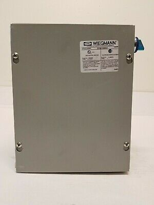 Hubbell-wiegmann Enclosure 10x8x6 In Hxwxd Sc081006nk Electrical Box
