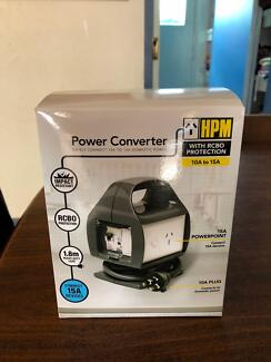 HPM POWER CONVERTER 10A to 15A BRAND NEW IN BOX