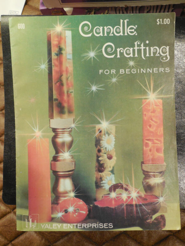 Vintage Candle Crafting