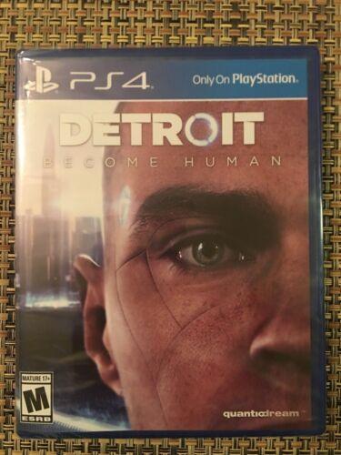 Detriot: Become Human PlayStation 4 E3 SKU