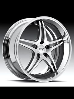 Falcon Fgx Xr8 custom wheels and new Dunlop tyres  Redland Bay Redland Area Preview
