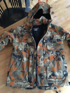 Youth Columbia winter jacket size 14/16