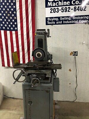Boyer Schultz 612 Surface Grinder